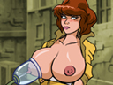 April O'Neil rated 'E' play