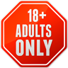 18+ Adults Only